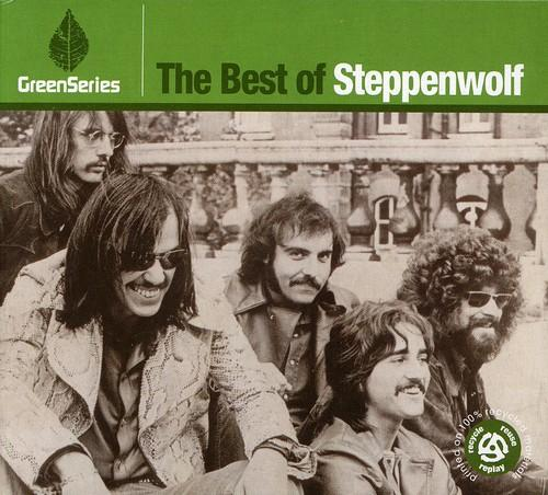 Steppenwolf ~ Best Of: Green Series