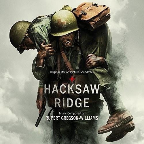 Image of Rupert Gregson-Williams ~ Hacksaw Ridge [4K Ultra HD Blu-ray]