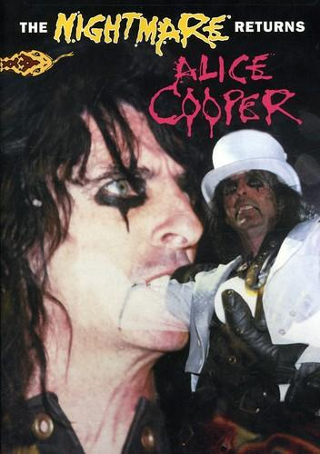Image of Alice Cooper ~ Alice Cooper: The Nightmare Returns