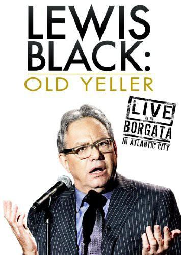 Image of Lewis Black: Old Yeller - Live at the Borgata in Atlantic City