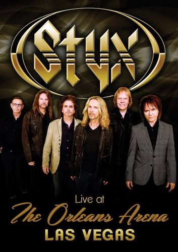 Styx ~ Styx: Live at the Orleans Arena, Las Vegas