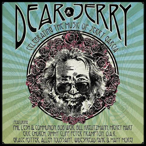 Image of Various Artists ~ Dear Jerry: Celebrating the Music of Jerry Garcia