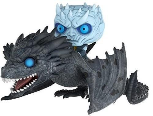 Game Of Thrones   Night King On Dragon
