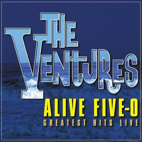 The Ventures ~ Alive Five O Hits Live