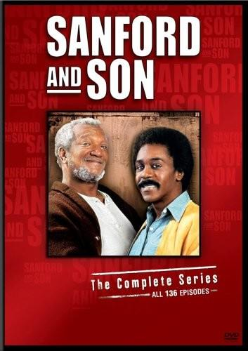 Sanford and Son: The Complete Series [17 Discs] [Hub Pack]